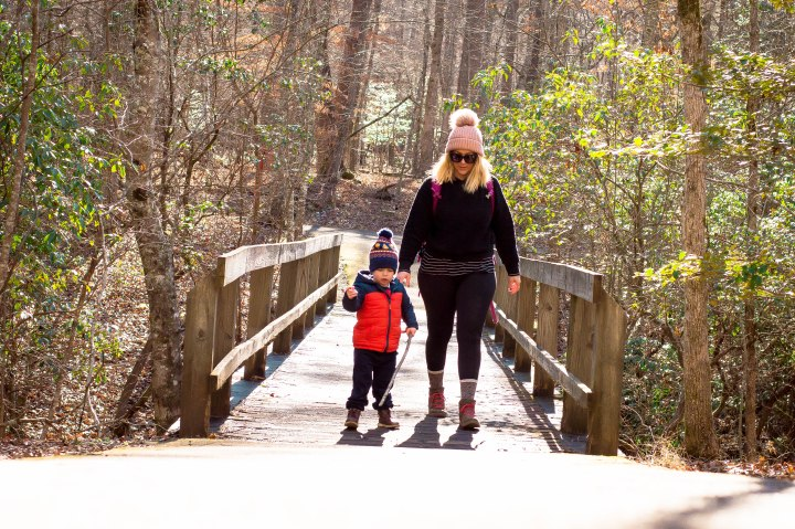 Family Friendly Nashville: Fall Creek Falls State Park