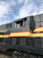 North Pole Express Train Ride In Nashville