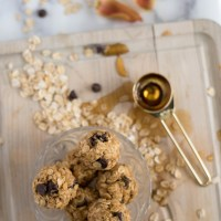 No-Bake Peanut Butter Energy Bites