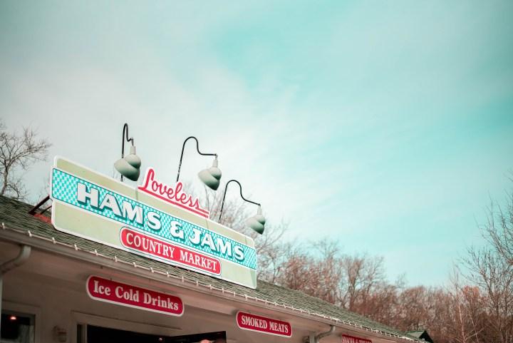 Loveless Cafe Nashville, Tennessee