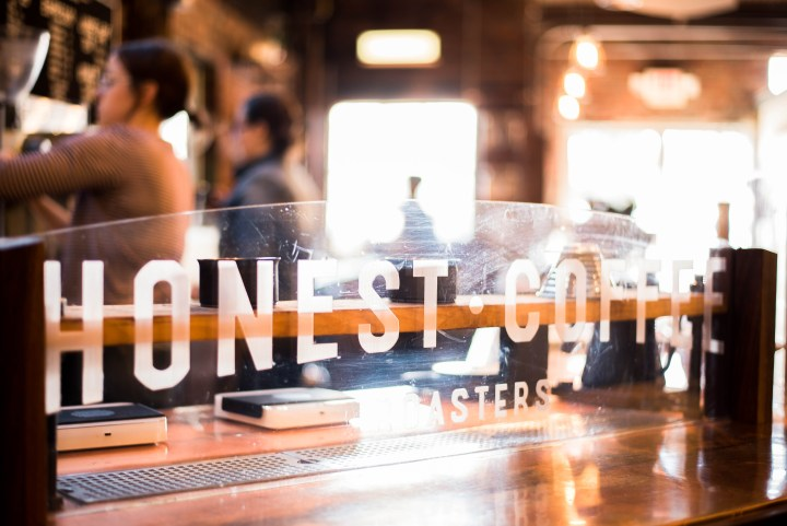 Honest Coffee, Factory at Franklin