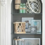 Styling Shelves with Homegoods Decor