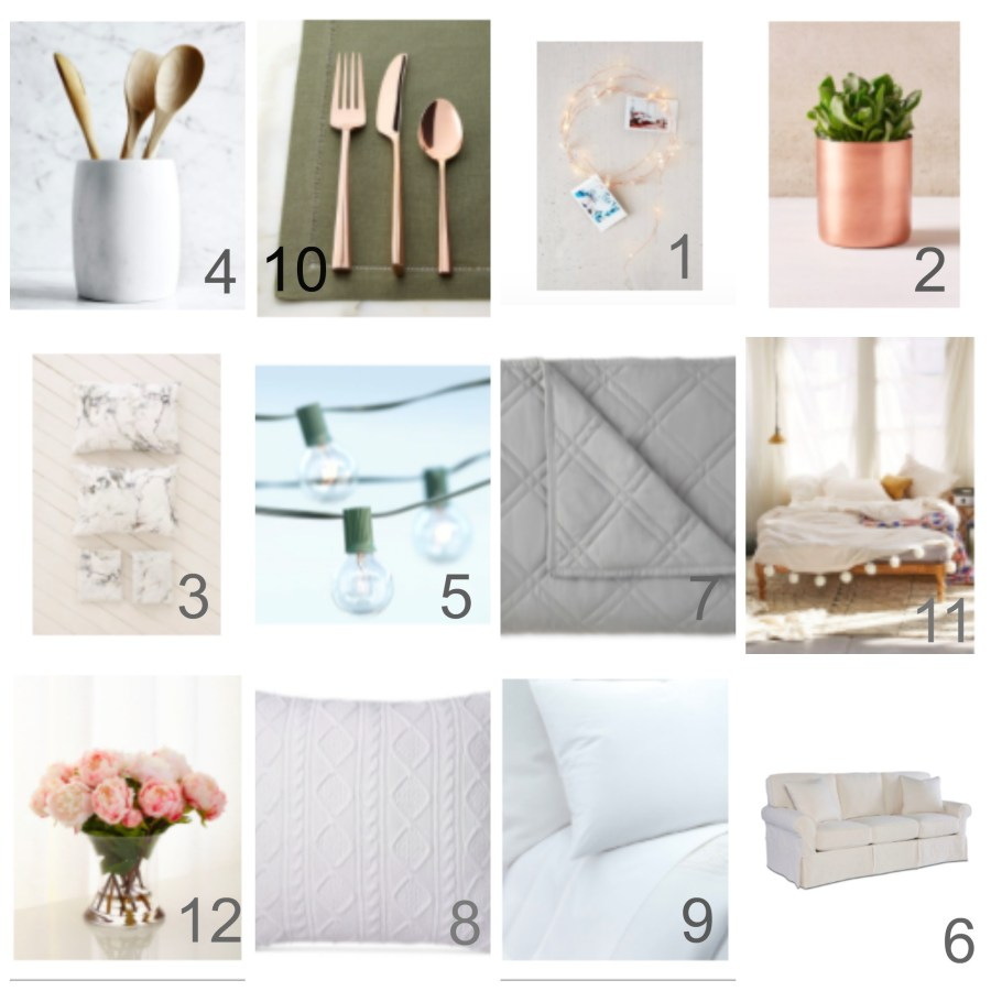 Spring Decor. Click on the photo to be taken to links