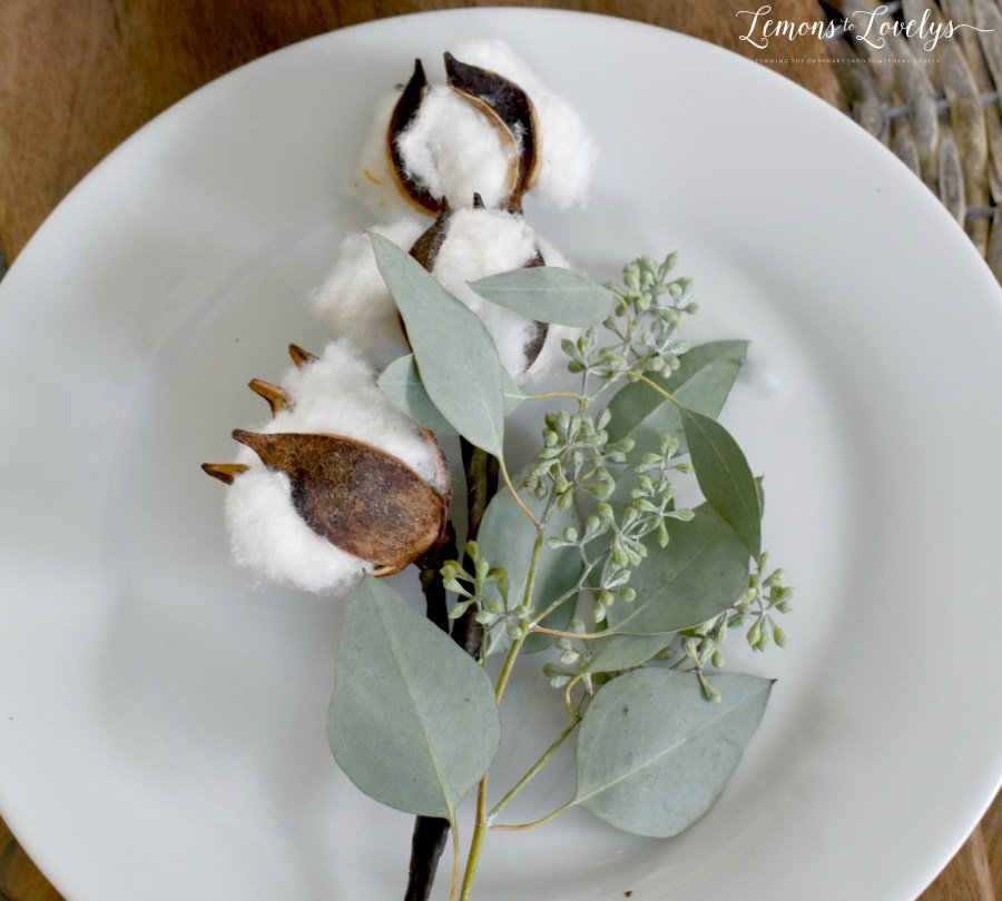 Fall Tablescape www.lemonstolovelys.com