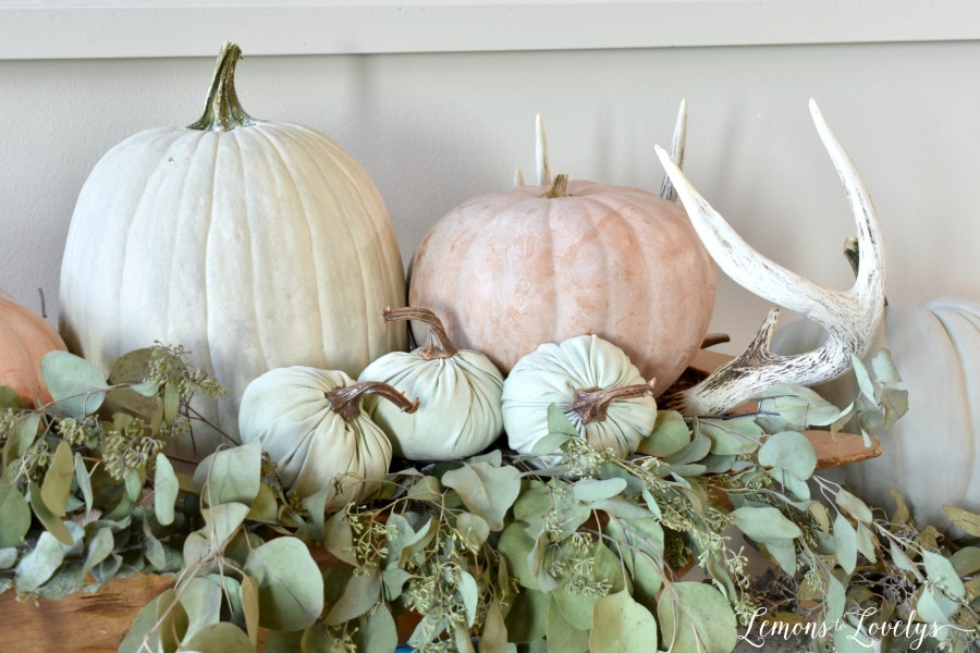 How to Paint Cinderella Pumpkins More on the blog www.lemonstolovelys.com