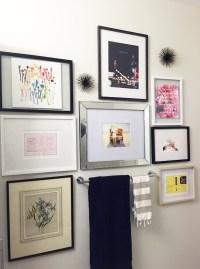 Kate Spade Gallery Wall
