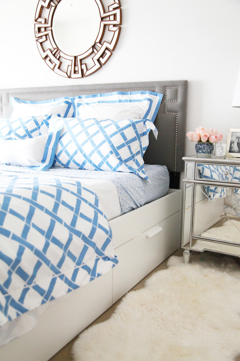 pretty summer bedding iu0027ve written in the past about how making my bedroom a comfortable perfect space is incredibly important to me