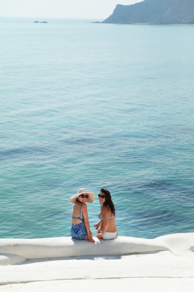 Turkish Steps Sisters