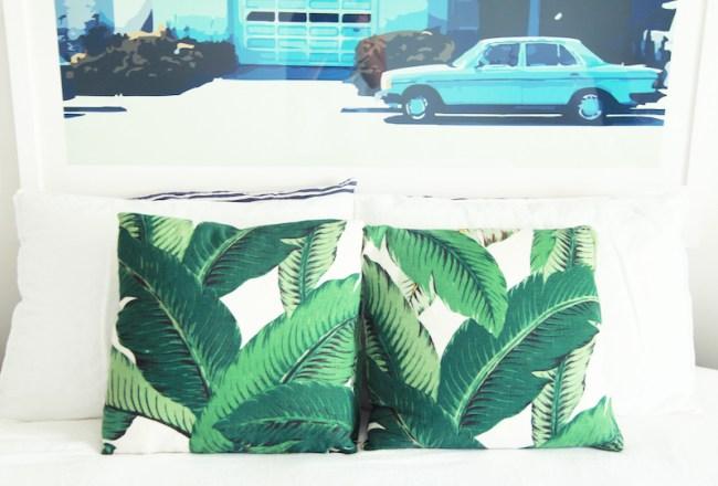 Palm Pillows