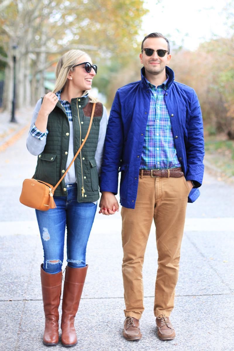 Preppy Outerwear