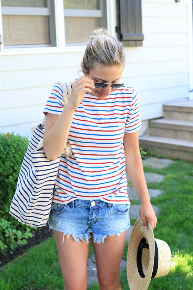 Lemon Stripes Summer