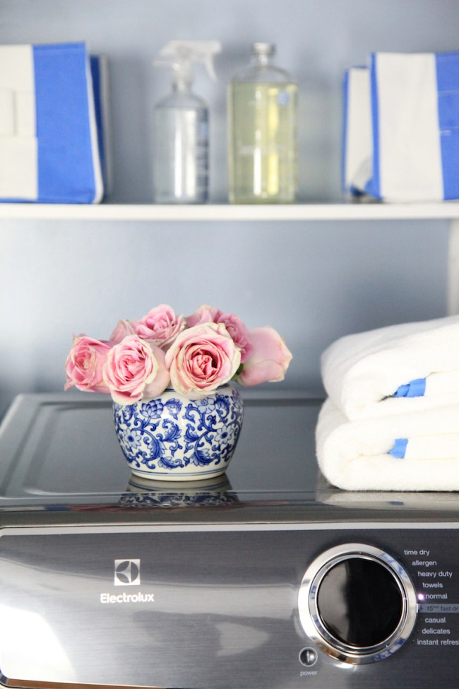 pink-roses-in-the-laundry-room
