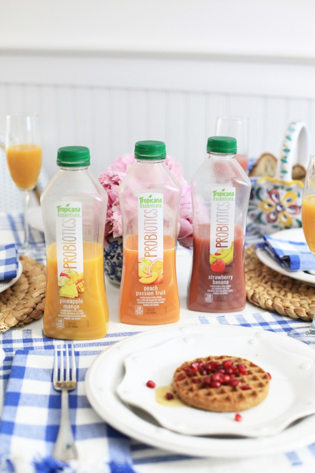 Tropicana Probiotics Juice