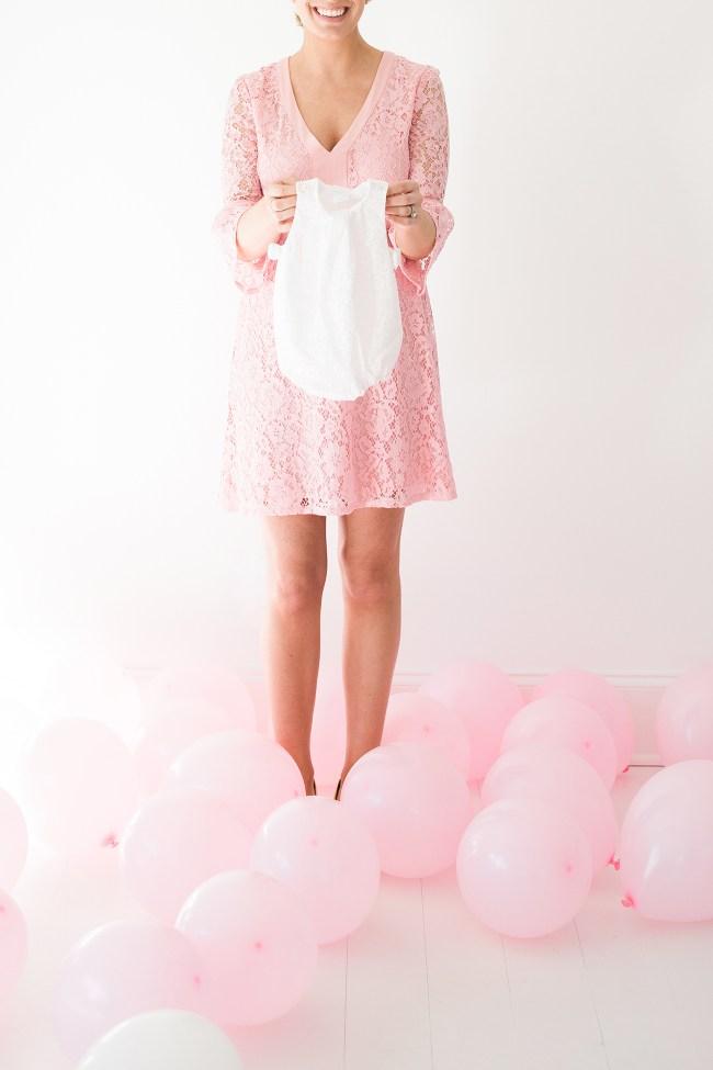 Julia Dzafic Baby Girl Onesie