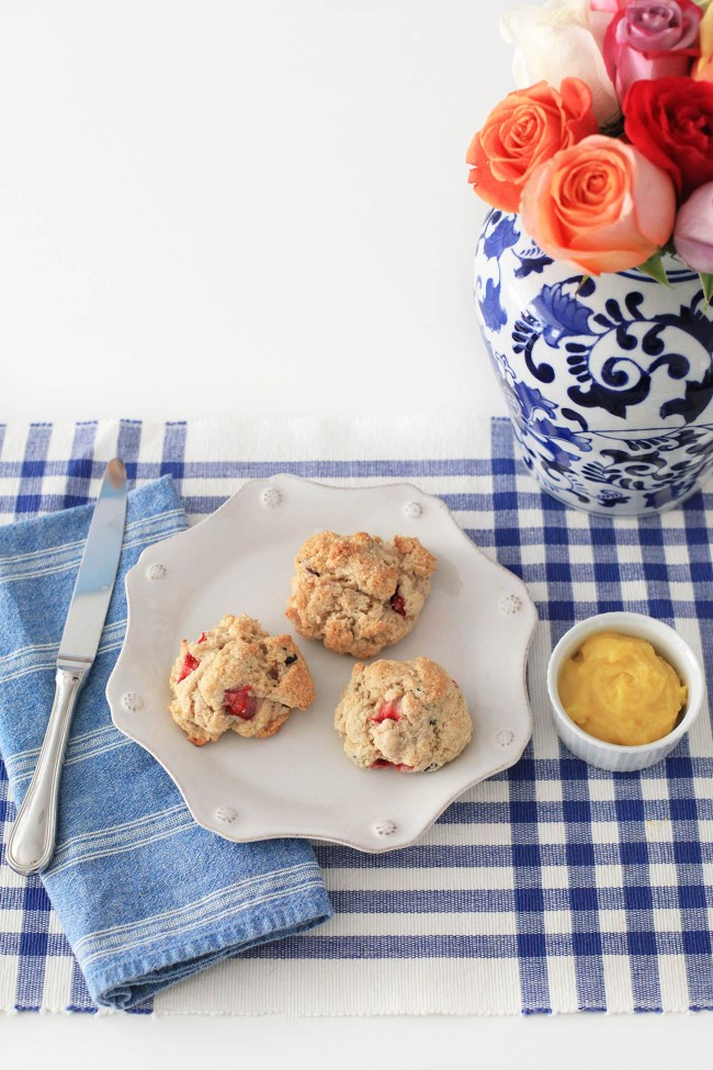 Gluten Free Scone Recipe