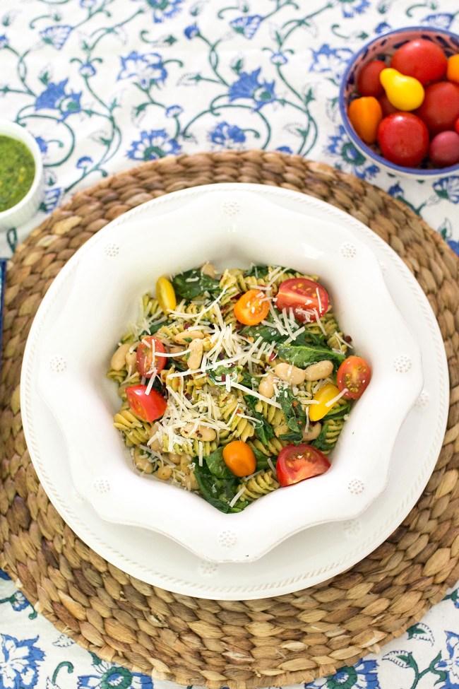 Healthy Summer Pasta Recipe