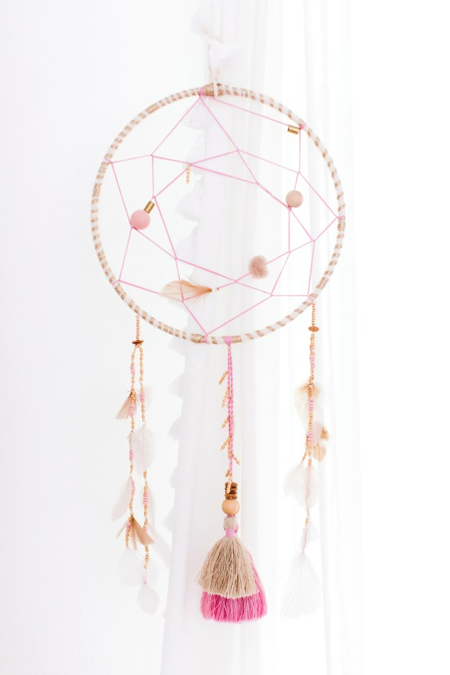 Custom Nursery Dreamcatcher