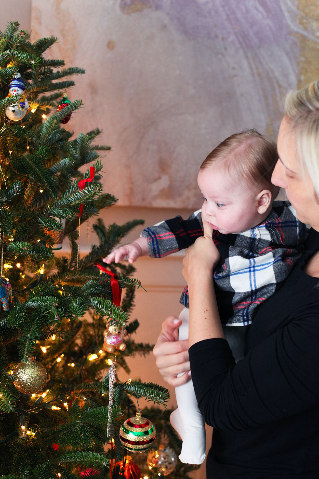 Baby\'s First Christmas