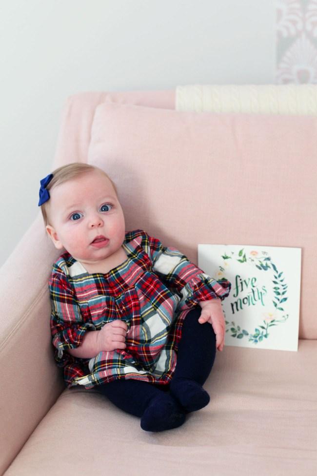 Amalia 5 months