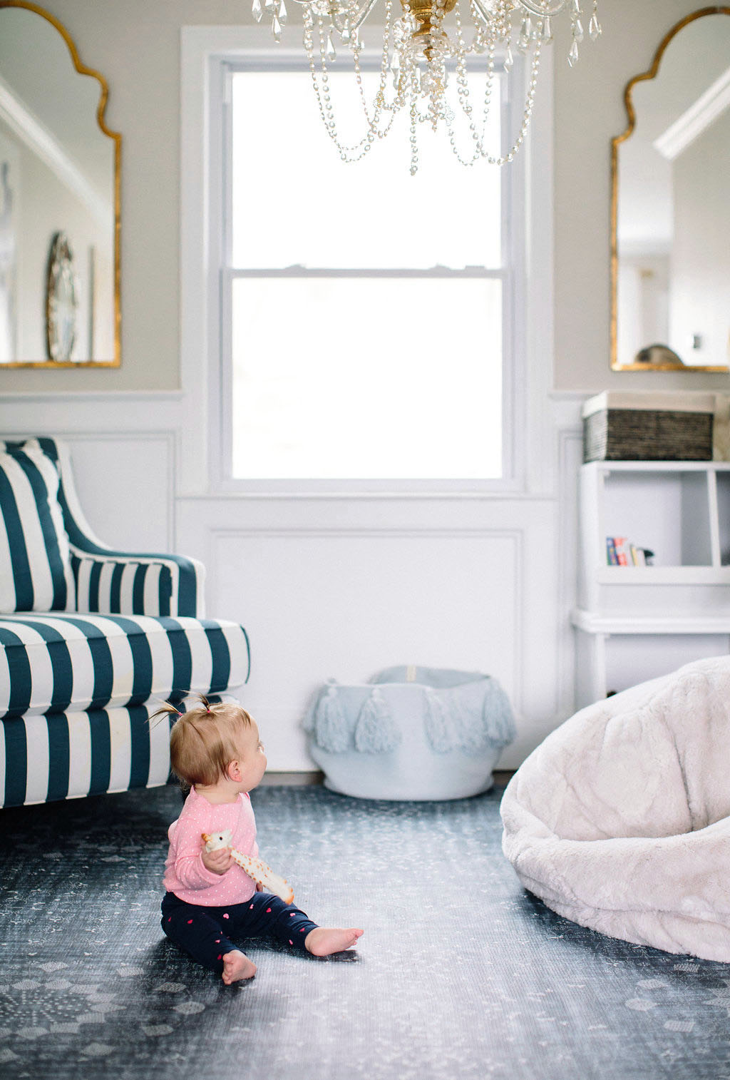 Amalia S Playroom With Little Nomad