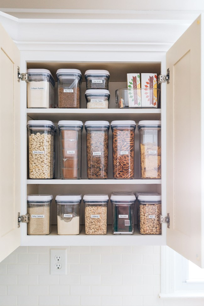 Lemon Stripes' List of Best Products for 2018: Pop Top Storage Containers