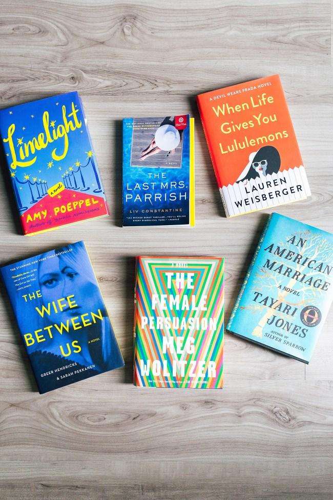 6 Summer Beach Reads