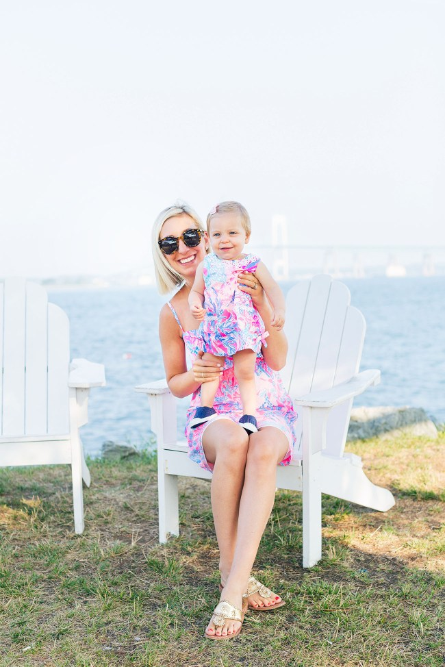 Mommy and Me Lilly Pulitzer Dresses