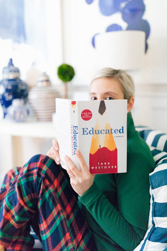 Lemon Stripes Winter Reading List