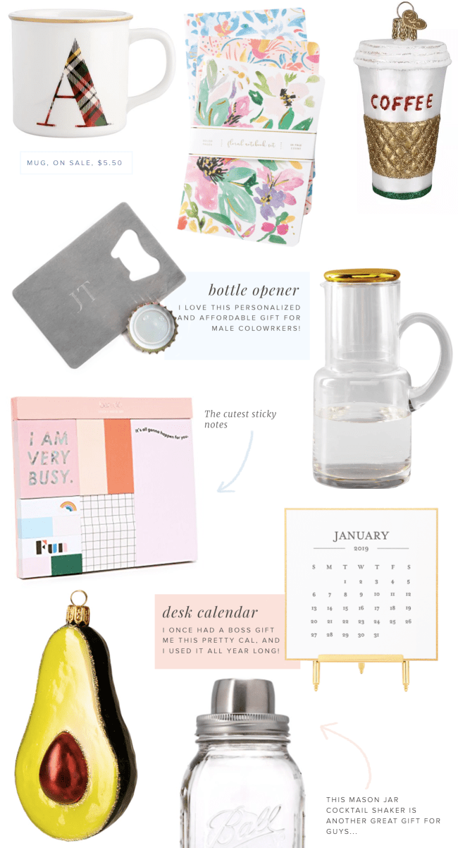 Gifts for Coworkers