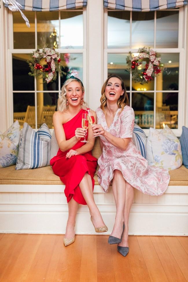 Julia-Dzafic and Eva Amurri Martino in Gal Meets Glam Collection