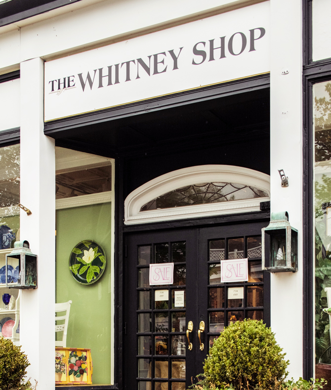 Fairfield County Shopping Guide The Whitney Shop