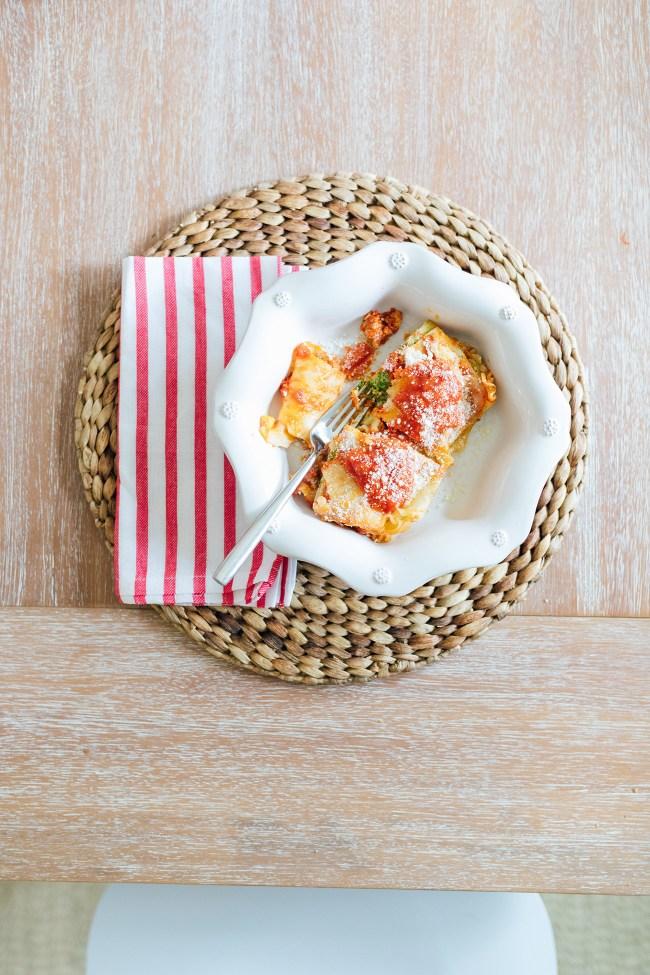 Famous Lasagna Recipe