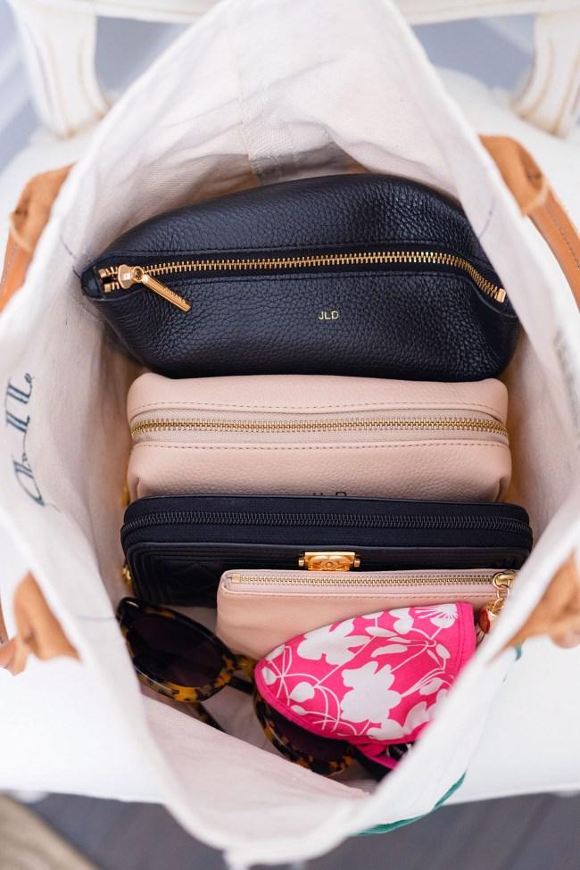 How I Organize My Purse
