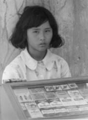 Cigarette Girl, Vietnam 1967, ©William Brisick