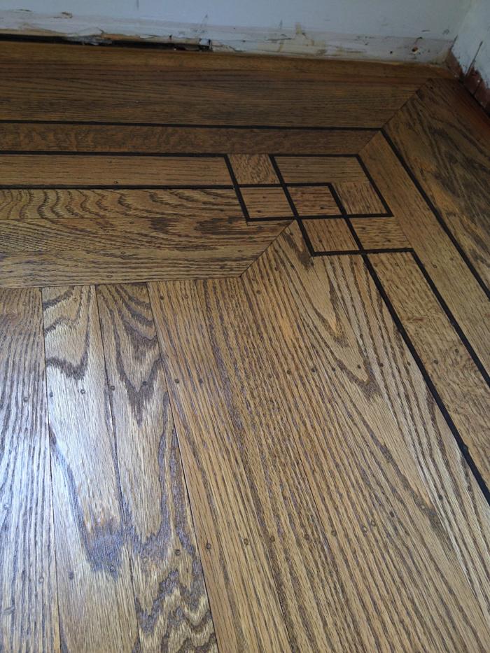 Refinishing Old THIN Hardwood Floors  Lemon Thistle
