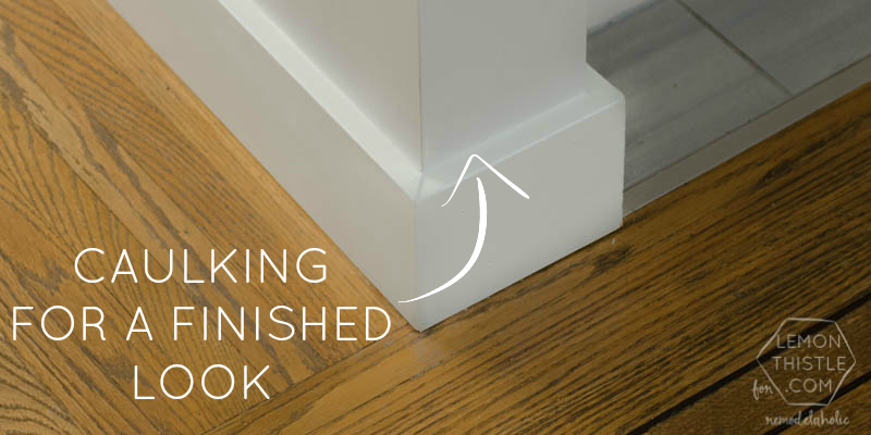 Caulking tips to make your projects shine