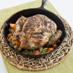 Lemon Herb Roast Chicken, recipe.