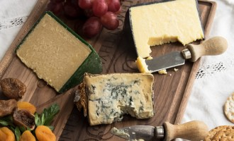 A Taste of Ireland: Irish Cheese Platter