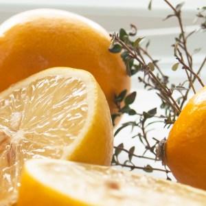 Lemon Thyme and Ginger Theme Icon