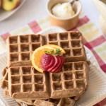 Orange Spice Waffles Recipes