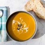 Kabocha Coconut Curry Soup Recipe