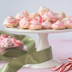 Peppermint Meringue Cookies: 3 Ways, recipe.