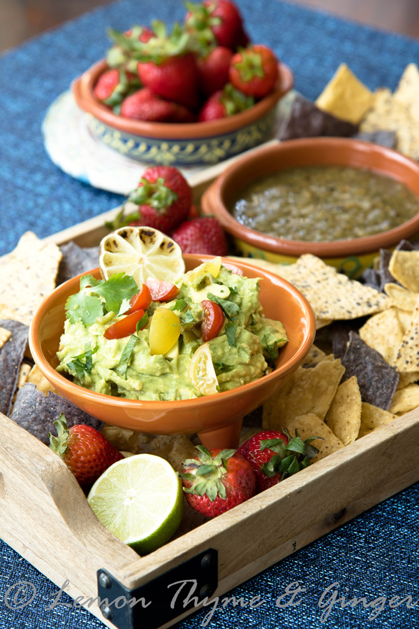 Family Favorite Guacamole recipe