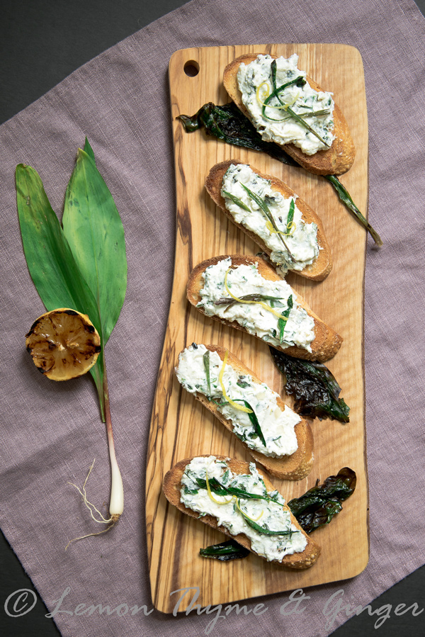 Grilled Ramps: Two Ways and recipes.
