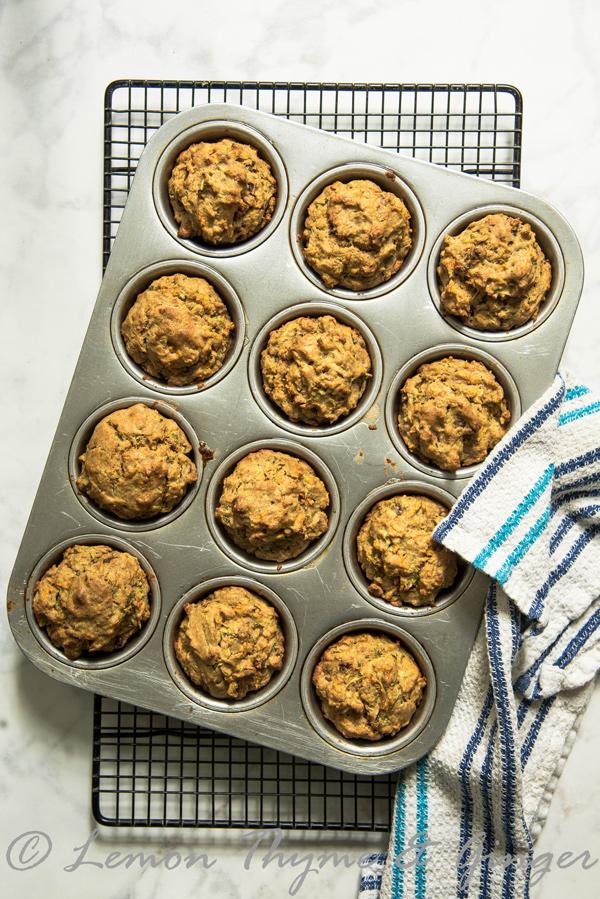 Good Morning Glory Muffins recipe.