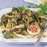 Roasted Broccoli and Garlic recipe