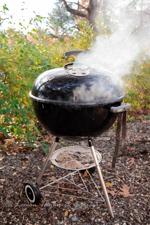 Hickory Smoked Turkey recipe.