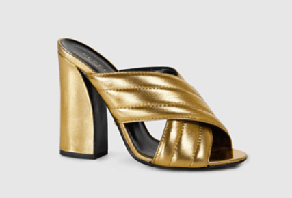 Gucci sandals 495€