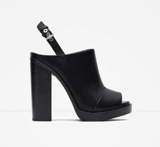 Zara sandals 29,99€ (sales)