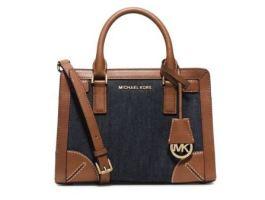 Dillon small denim satchel - MK (159.60$)